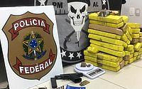 Vídeo: traficantes são presos ao tentar trazer drogas de Quebrangulo para Maceió