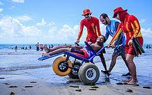 Praia Acessível celebra Dia Internacional da Síndrome de Down