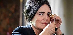 Internautas 'flagram' ponto eletrônico de Regina Duarte em novela; veja comentários
