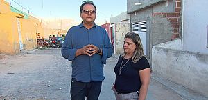 Geraldo Luís e Fabi
