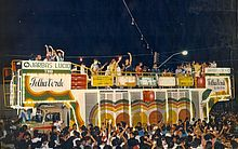 Carnaval fora de época teve sua última edição em 2004