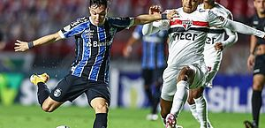 Grêmio envia pedido de anulação do jogo com o São Paulo ao STJD