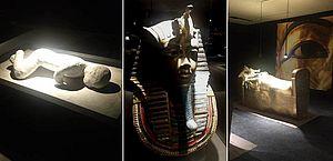 Exposição: Maravilhas de Pompéia, Terra Santa e Antigo Egito