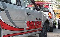 Grupo de ciclistas é amarrado e assaltado durante trilha em Girau do Ponciano