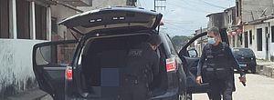 Polícia resgata adolescente de 13 anos e prende homem por estupro de vulnerável