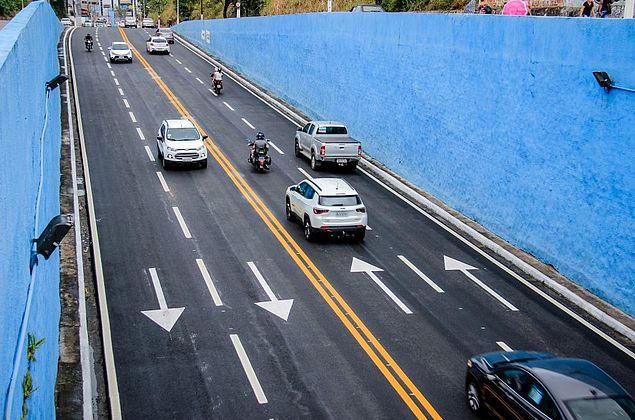 Vias de Maceió recebem melhorias na sinalização