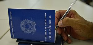 Pedidos de seguro-desemprego caem 9,3% na primeira metade de setembro