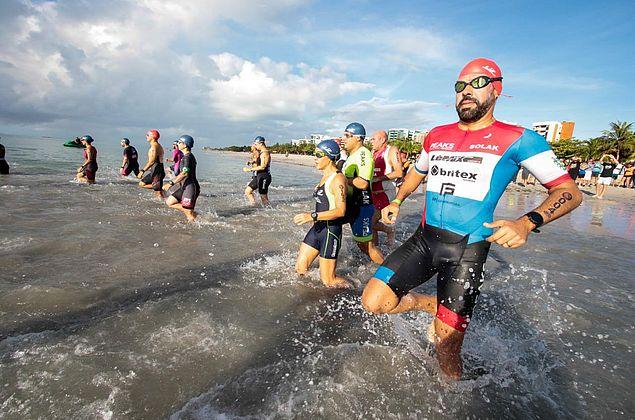 Troféu Alagoas abre a temporada do triathlon no mês de março
