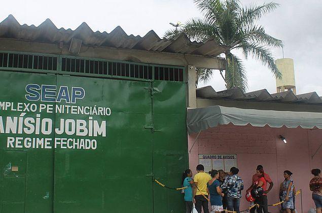 Rebelião em presídio de Manaus deixa número de mortos não confirmado