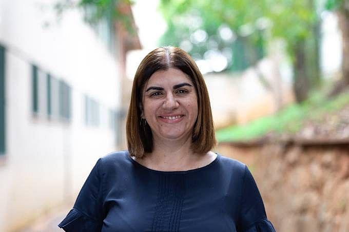 A professora Débora Garofalo