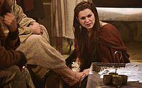 Nesta segunda, na Record TV: Adela lava os pés do Messias