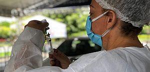 1.194.145 doses das vacinas contra a Covid-19 foram aplicadas em Alagoas