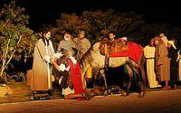 Espetáculo da Paixão de Cristo emociona público, em Palmeira dos Índios