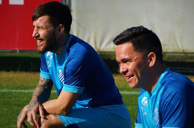 Sem Jonatan Gómez, Argel tem mais um problema para enfrentar o Fortaleza