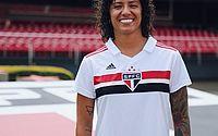 São Paulo anuncia contratação da atacante Cristiane para equipe feminina