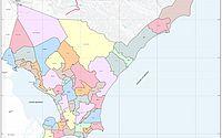 Mapa de arruamento de Maceió será atualizado com novos nomes de ruas.