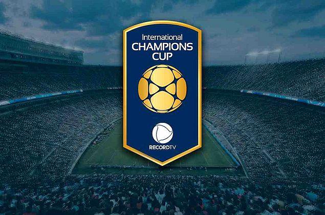 Record TV exibirá com exclusividade a 'International Champions Cup 2019'
