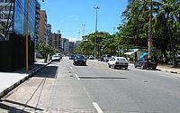 O acidente aconteceu na Avenida Doutor Antônio Gouveia
