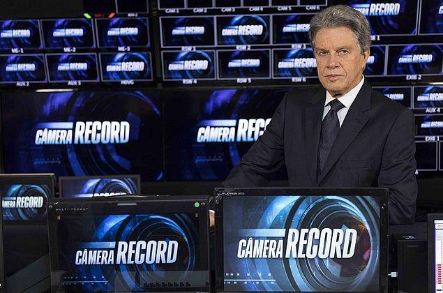 Câmera Record: ataques de escorpiões cresceram mais de 1.000%