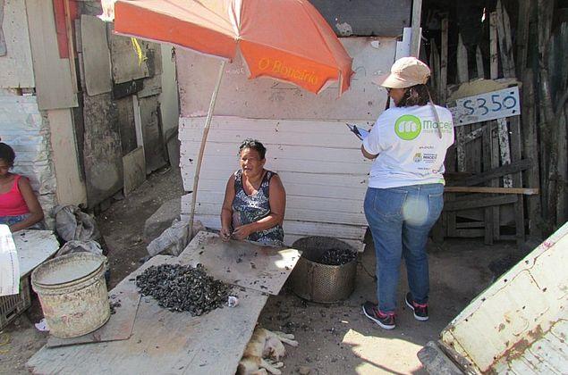 Prefeitura viabiliza coleta seletiva da casca de sururu