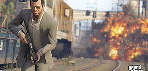 'GTA V' fica disponível de graça na Epic Games Store e tráfego intenso tira plataforma do ar