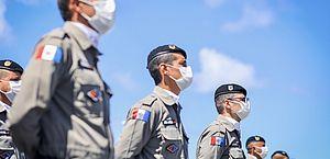 Governo de Alagoas lança edital para concurso da Polícia Militar com 1.060 vagas