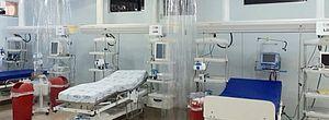 Mais de 170 pacientes de Covid-19 são atendidos no HE do Agreste em junho