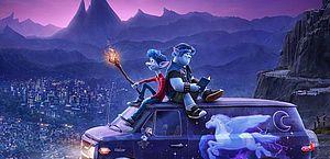 Pixar divulga trailer de nova animação, que tem vozes de Tom Holland e Chris Pratt