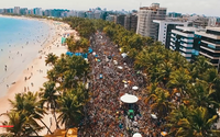 Nas prévias de Carnaval você cai na folia com TV Pajuçara, TNH1 e Rádio Pajuçara Maceió
