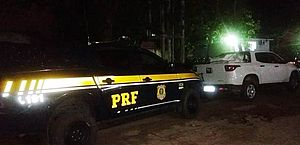 PRF recupera veículo com registro de apropriação indébita