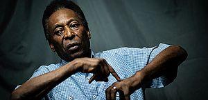 Ex-mulher e filhos de Pelé vão à Justiça cobrar pensão alimentícia