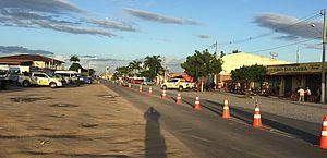 Ação conjunta em Campo Alegre tem uma prisão e 16 veículos recolhidos