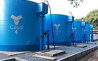 Casal suspende temporariamente abastecimento em parte da Ponta Verde para reparos