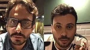 Lucas Campos e Vinicíus Raposo