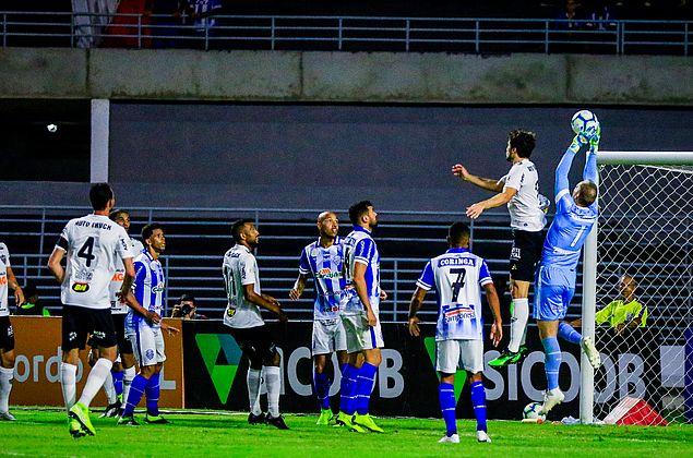 CSA sai na frente do Atlético-MG, sofre virada e arranca empate com gol de pênalti