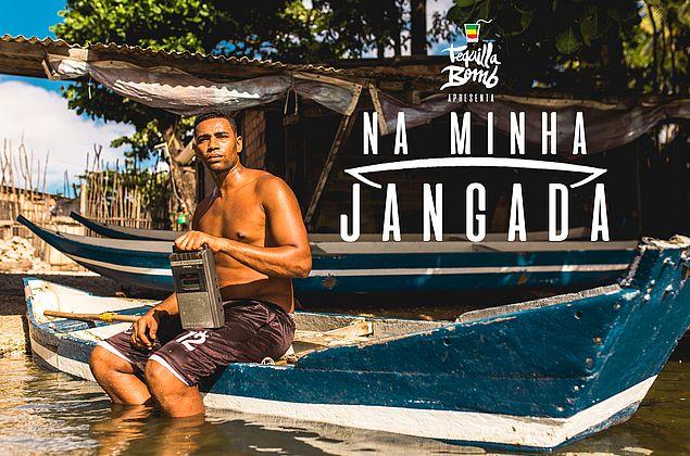 Tequilla Bomb lança clipe que mostra realidade dos jangadeiros da Lagoa Mundaú; assista