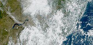 Confira a previsão do tempo para esta quinta-feira, 22, em todas as regiões de Alagoas