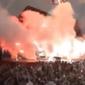 Excesso de fumaça em show de Gusttavo Lima vira piada na web