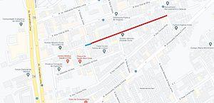 Avenida Desembargador Barreto Cardoso será interditada a partir desta quinta (24)