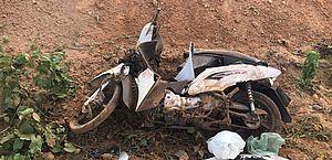 Motociclista morre após ser atingido por carro na AL-220