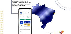 Aplicativo 'Menor Preço Brasil' disponibiliza pesquisas exclusivas em relação à Covid-19