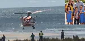 Pai de sete morre após salvar três filhos de afogamento no Reino Unido