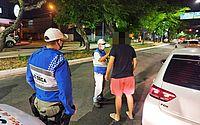 Operação Lei Seca prende duas pessoas em nova blitz na Jatiúca