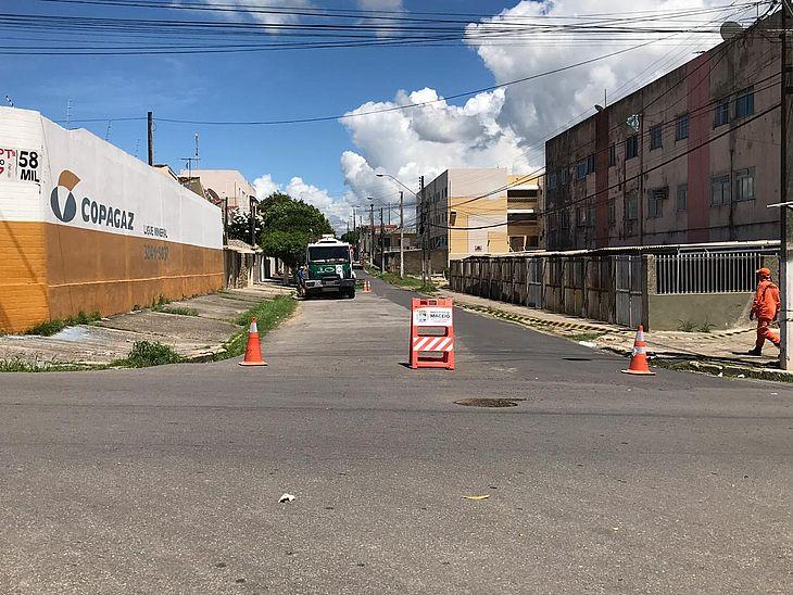 Pinheiro e bairros vizinhos devem ser evacuados em caso de chuva forte em período curto