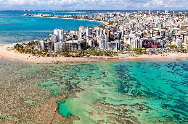 Aniversário de Maceió: capital alagoana teve aumento populacional de 9% nos últimos 10 anos