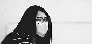 Como usar máscara de proteção sem o óculos embaçar