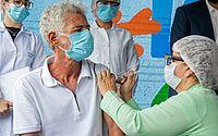 Vacinação de idosos a partir dos 85 anos tem início nesta quinta-feira