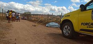 Homem é executado a tiros em estrada vicinal no Agreste de Alagoas