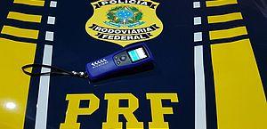 Nove pessoas foram detidas pela PRF-AL por dirigirem sob efeito de álcool em setembro