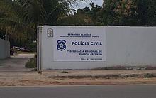 Caso foi registro na delegacia de Penedo
